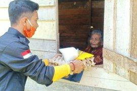 ACT Aceh: Warga bahagia terima paket pangan di tengah pandemi