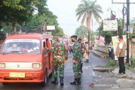 Polda Metro Jaya beri blangko teguran pelanggar PSBB di Bekasi