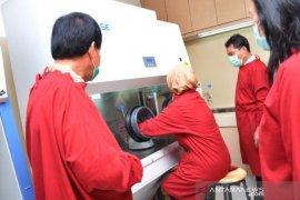 Presiden Jokowi menekankan  tiga hal untuk percepat penanganan COVID-19