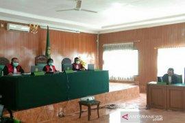 Dua anggota sindikat Narkoba Sumsel divonis hukuman mati