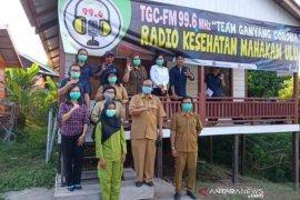 TGC Pencegahan Corona Mahakam Ulu luncurkan radio kesehatan