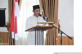 Bupati Belitung sampaikan satu kasus positif COVID-19 (Video)