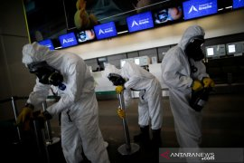 Telaah - Perang Dunia III melawan pandemi COVID-19