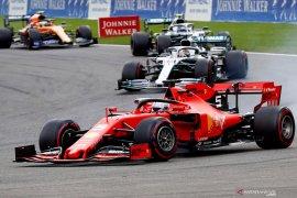 Nasib Grand Prix F1 Belgia  tidak pasti di tengah pandemi