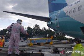Garuda Indonesia angkut kargo hasil laut Indonesia ke China