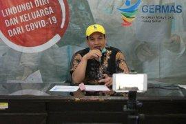 Dinkes telusuri kontak empat kasus positif COVID-19 di Bengkulu