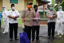 Kemensos salurkan bantuan Rp108 miliar untuk 60 ribu KK terdampak COVID-19 di Bengkulu
