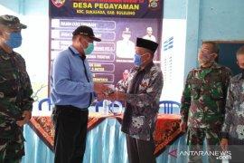 """Undiksha-Kodim Buleleng bantu masker ke """"Desa Muslim"""""""