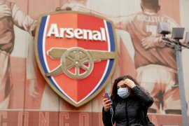 Psikolog Arsenal dampingi para pemain di tengah pandemi corona