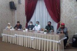 Kasus pertama positif corona di Solok tertular dari menantu baru datang dari Jakarta