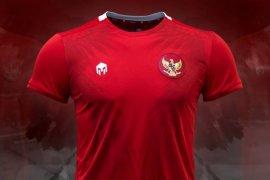 Mills luncurkan seragam kandang timnas Indonesia