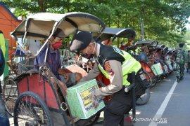 Seorang anggota Polres Banjarbaru positif terinfeksi  COVID-19