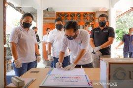 ITDC berikan masker dan 'hand sanitizer' untuk wartawan