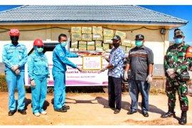 PT WHW bantu sembako untuk 1.000 keluarga di Kalbar