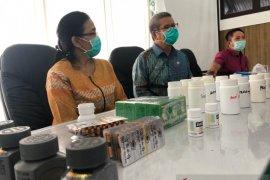 BBPOM temukan bahan kimia obat pada Formav-D