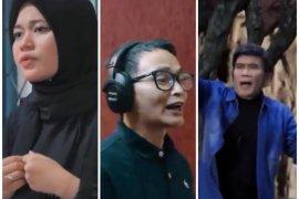 Pandemi Virus corona dan kreativitas musisi Indonesia
