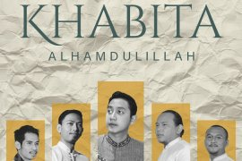 "Grup band Khabita luncurkan lagu ""Alhamdulillah"""