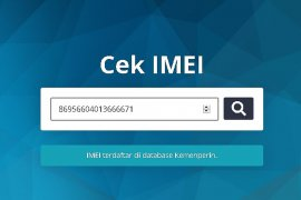 Regulasi IMEI berlaku, apa yang perlu dilakukan konsumen?