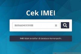 Kominfo: Aturan IMEI resmi berlaku hari ini