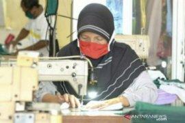 PT Timah gandeng Lapas Perempuan Pangkalpinang produksi 1.000 masker kain