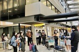 536 WNI positif COVID-19 di luar negeri, 126 orang dinyatakan sembuh
