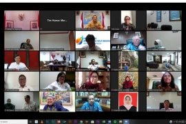 Luhut siapkan rekomendasi kebijakan sektor kelautan hadapi COVID-19