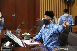 Pemkot Bandung hari Senin akan lakukan simulasi PSBB
