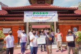 ITDC sumbang masker dan hand sanitizer bagi Jurnalis di Bali