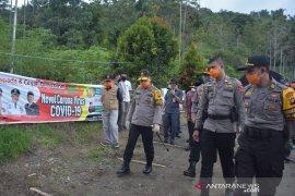 Kapolda Jambi kunjungi posko gugus COVID-19 perbatasan Kerinci-Sumbar