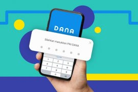 DANA alami kenaikan transaksi bayar tagihan digital