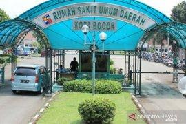 Satu dokter terpapar COVID-19 dirawat di ruang isolasi RSUD Kota Bogor