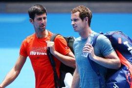 Djokovic dan Murray  berbagi pengalaman pertandingan di Instagram