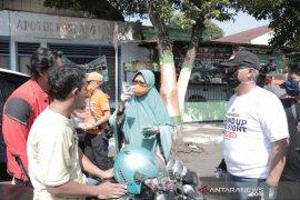 Lumajang berlakukan kawasan  wajib pakai masker