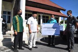 PLN salurkan bantuan disinfektan dan masker medis untuk Aceh Tengah
