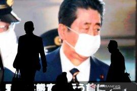 Status darurat di Jepang diperpanjang sampai akhir Mei