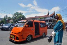 Hari ini, terungkap ada 17 kasus positif corona di Pasar Raya Padang