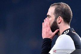 Higuain sepakat putus kontrak dengan Juventus