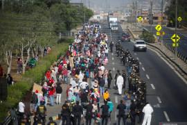 Di Peru jumlah kasus COVID-19 tertinggi kedua Amerika Latin