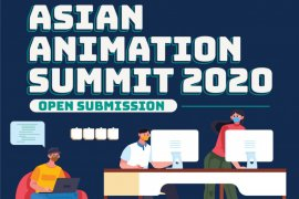 Asian Animation Summit 2020 mengajak pelaku kreatif tetap produktif