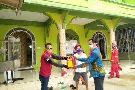 KPH Tabalong berikan  bantuan disinfektan alami cegah Corona