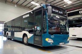 Berita dunia - Abu Dhabi beli 99 bus Mercedes-Benz untuk angkutan kota