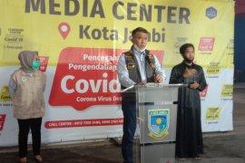 Hasil swab, empat warga Kota Jambi positif COVID-19