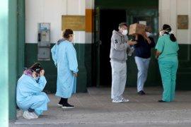 Argentina lampaui 10.000 kasus COVID-19