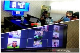 Pramuka Polbangtan Medan latihan secara daring sejalan program Kostratani Kementan