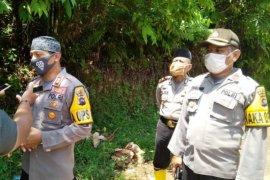 Sembilan warga Solok Selatan tertimbun di bekas tambang emas Belanda
