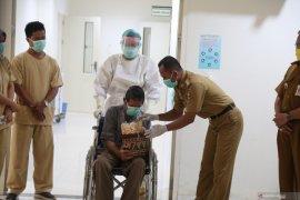 Satu pasien terpapar COVID-19 asal Balangan dinyatakan sembuh