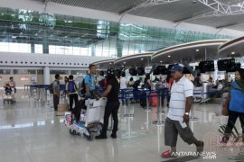 Bandara SAMS Balikpapan kurangi jam operasional