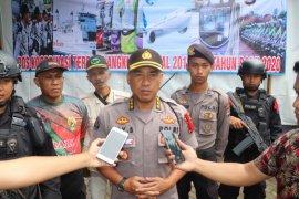 Polda Banten: pelanggaran PSBB hari ke-2 di Kabupaten Tangerang meningkat