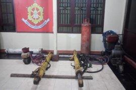 Polres Dairi tangkap lima pelaku pencurian dengan pemberatan