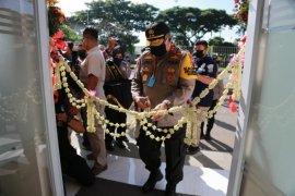 Kapolda Jatim resmikan Pos Polisi Suramadu untuk ruang observasi COVID-19